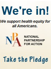 NPA Support Banner - Take The Pledge